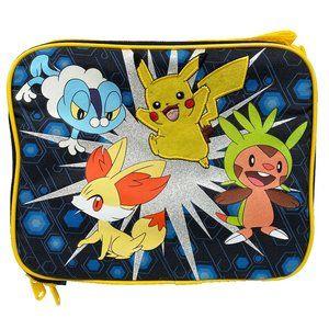 Pokemon Pikachu & Friends Insulated Lunch Bag